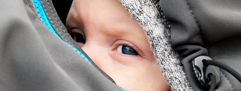Bindehautentzündungen kommen bei Kindern häufiger vor